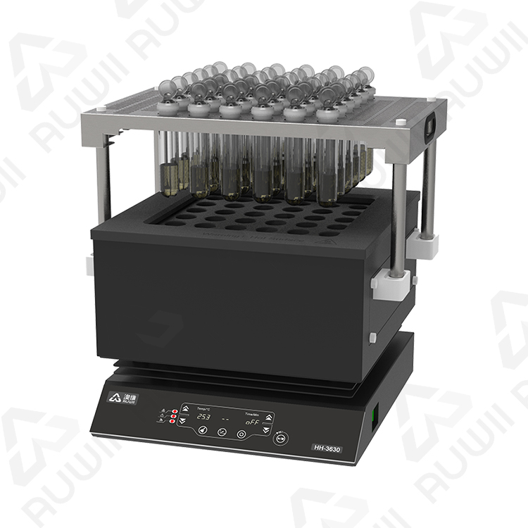 HH-3630型 36消解孔 高温石墨消解仪