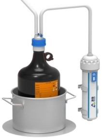 甲苯废液收集装置