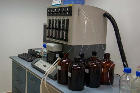 固相萃取仪废液收集处理方案
