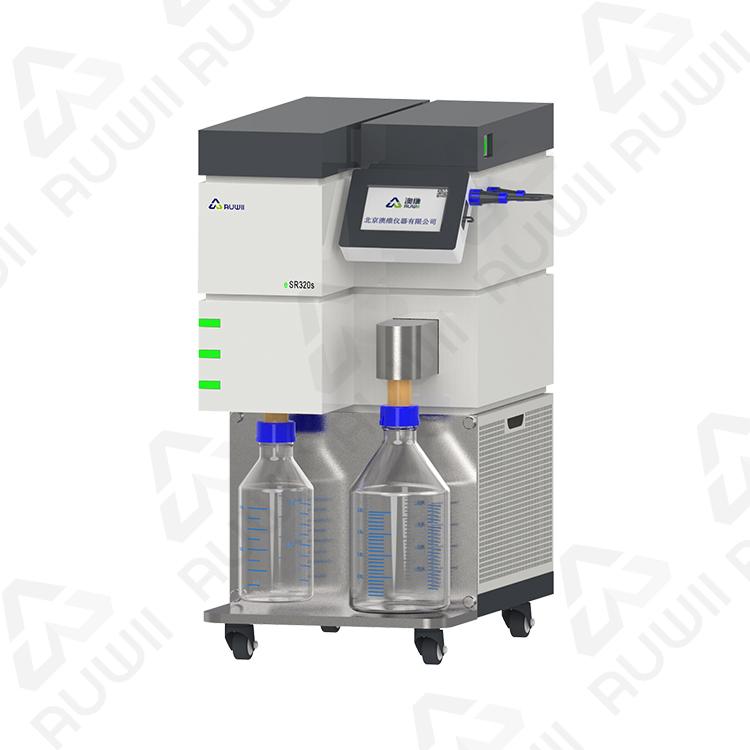 eSR320s溶媒回收仪